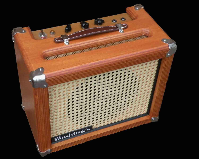 Woodstock Bluescab Tube Combo 18 Watt Amp Combo